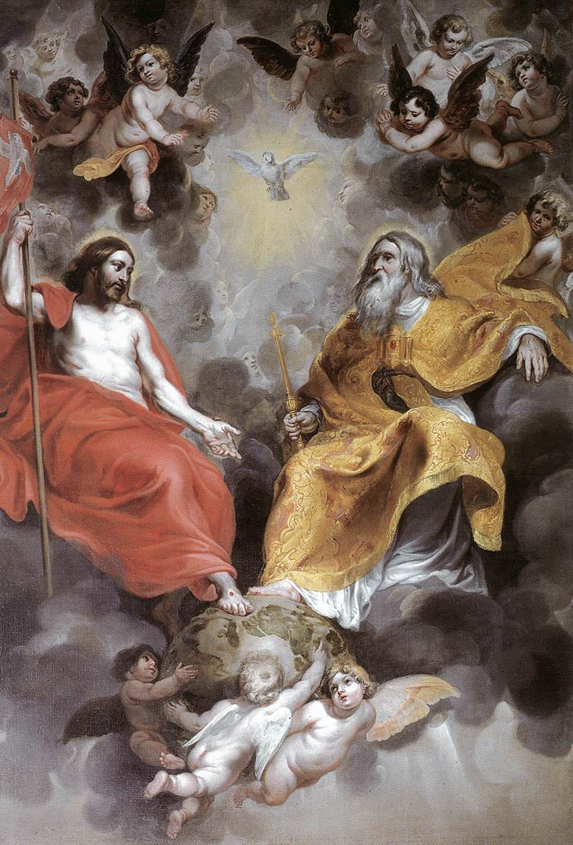 trinity and god What is the trinity what is trinitarianism how can god be three persons, but only one god.