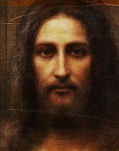 Le visage de Jésus ! Faceofchrist