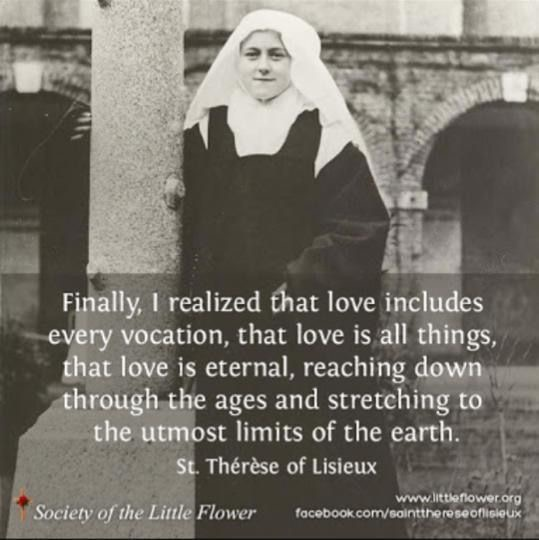 Therese of Lisieux: Little Flower of Love (Saints and Me)